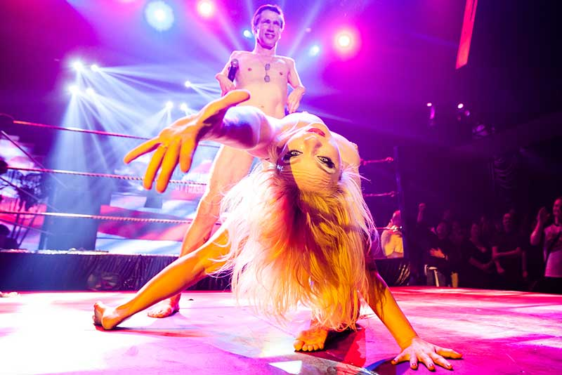 LuchaVaVoom 2012 L.A