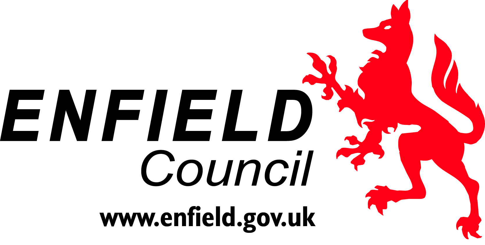 NEW Enfield_Council_cmyk_logo large