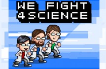We Fight 4 Science