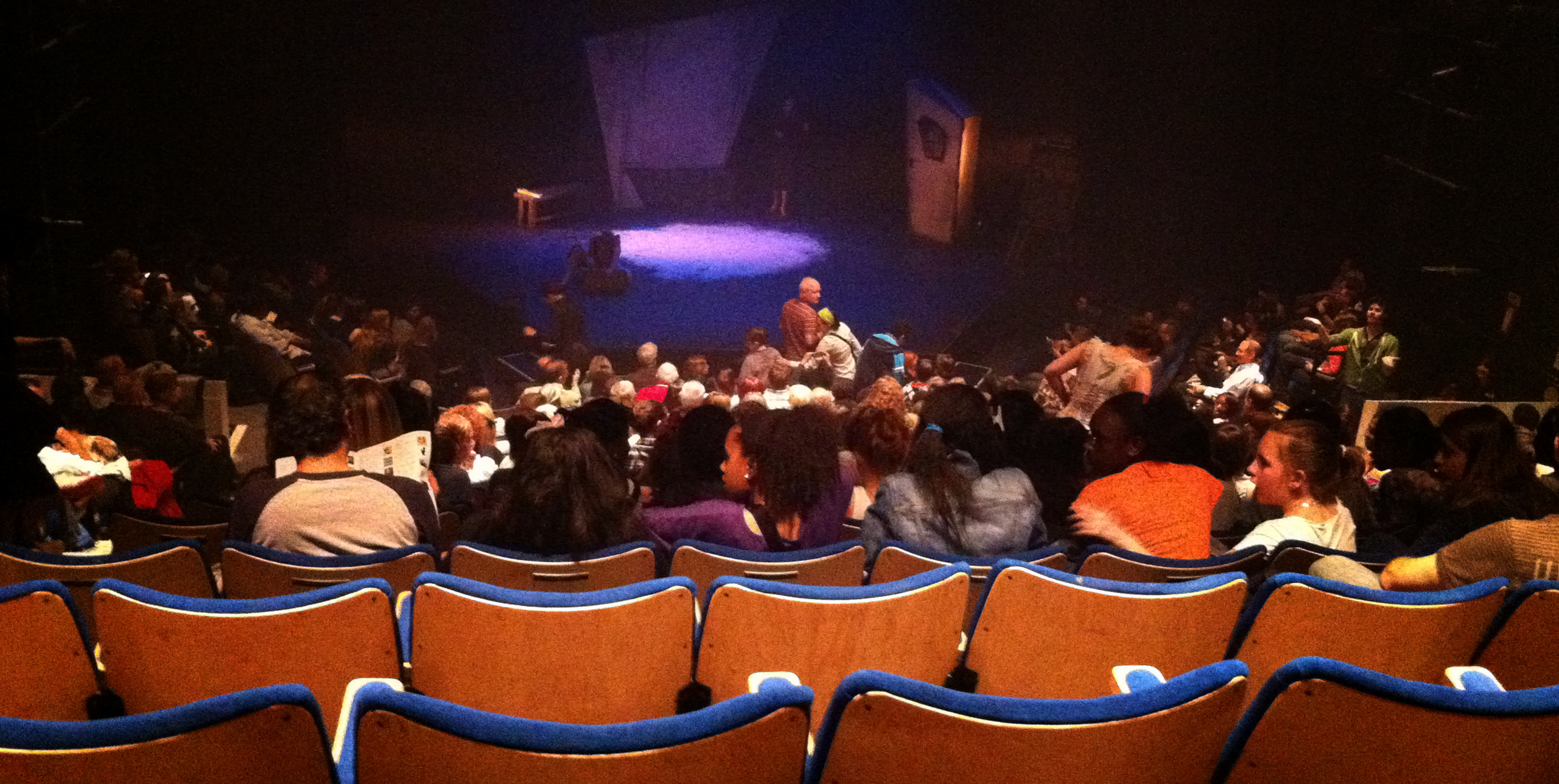 Theatre Stalls