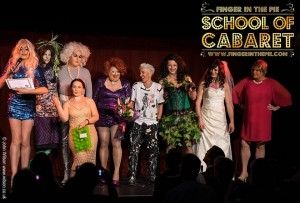 Drag Graduation Show Autumn 2016